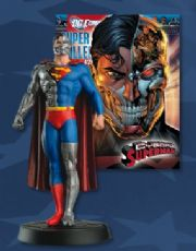 Eaglemoss DC Comics Super Hero Figurine Collection #042 Cyborg Superman